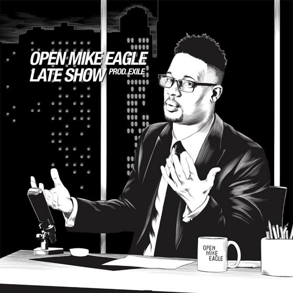 Open Mike Eagle - Late Show