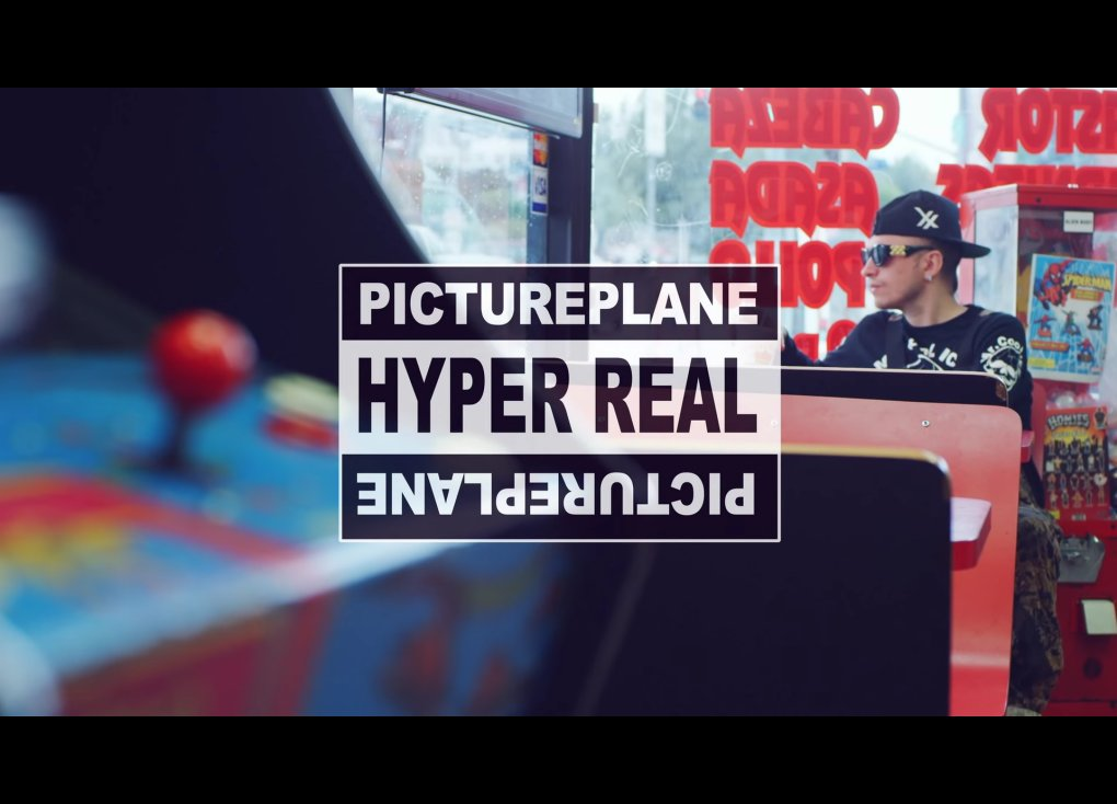 Pictureplane - Hyper Real