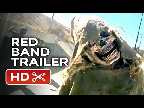 'V/H/S: Viral' Red Band Trailer (Video)
