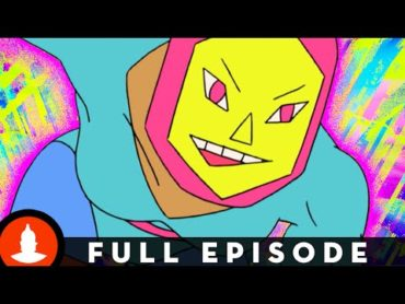 """Manly"" Cartoon Hangover Shorts #8 (Video)"