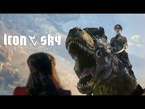 Iron Sky The Coming Race Official Teaser (Video)