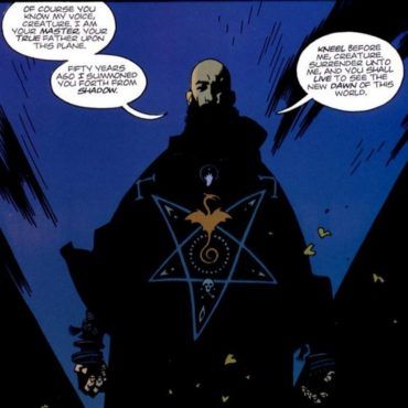 Rasputin by Mike Mignola