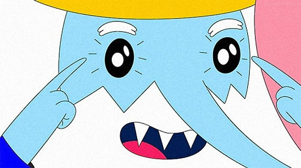 The Ice King's Wizard Eyes