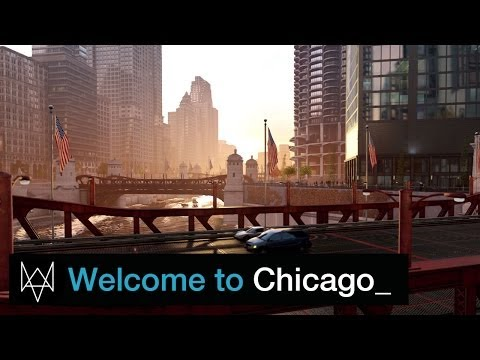 'Watch_Dogs': Welcome to Chicago Trailer (Video)