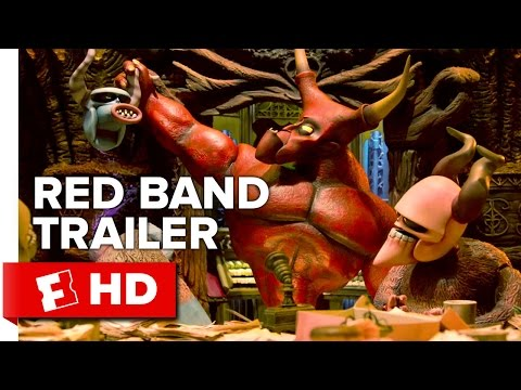 'Hell and Back' Official Red Band Trailer (Video)