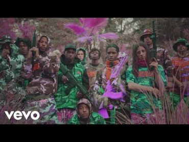 A$AP Mob – Yamborghini High feat. Juicy J (Video)