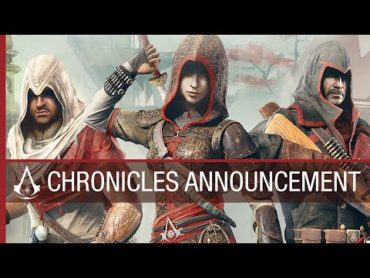 Assassin's Creed Chronicles Announcement Trailer (Video)