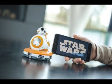 BB-8 App-Enabled Droid Built by Sphero