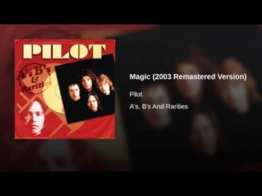 Monday Magick: Pilot – Magic (Video)