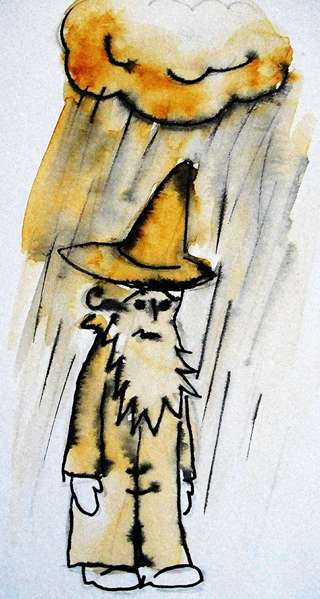 Sad Wizard