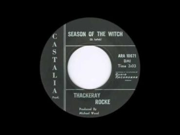 Monday Magick: Thackeray Rocke – Season of the Witch (Video)